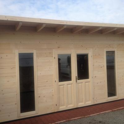 kit bureau de jardin montpellier 20 m. Black Bedroom Furniture Sets. Home Design Ideas