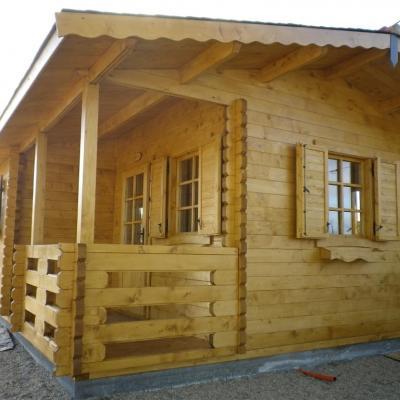 chalet habitable jura 40 m. Black Bedroom Furniture Sets. Home Design Ideas