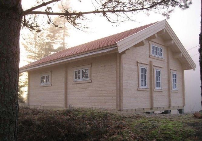 Fabricant constructeur de kits chalets en bois habitables STMB # Constructeur Chalet En Bois Habitable