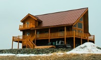 Maison en bois les styles architecturaux