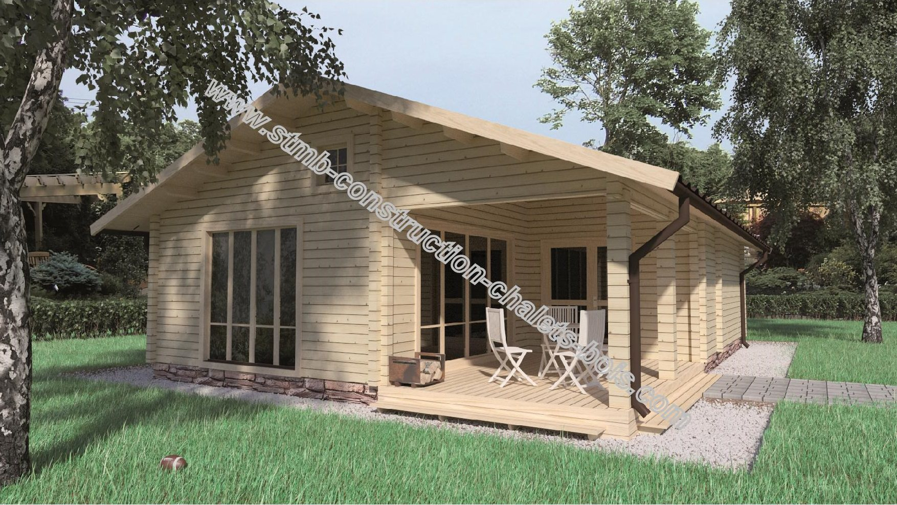 Construction Maison Bois En Kit - Construction Bois Kit u2013 Mzaol com