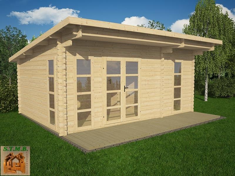 Bureau de jardin bois en kit bureau de jardin design - Bureau de jardin prix ...