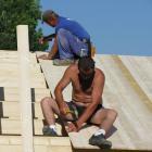 Ph15 montage kit chalet bois habitable loisirs stmb construction