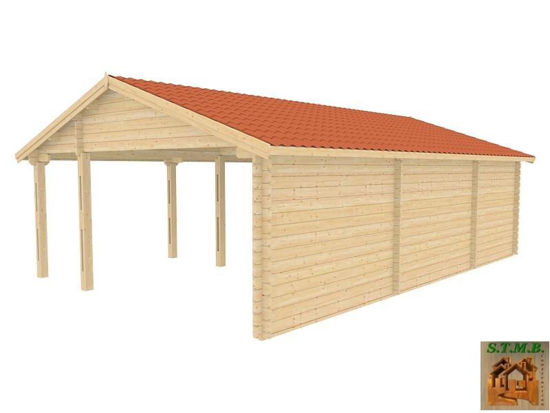 Pecher 43 for Garage bois kit
