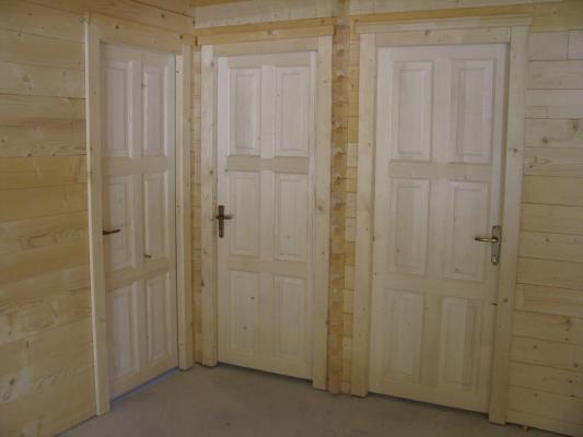 ph3 porte interieure kit chalet bois habitable loisirs stmb construction - Porte De Chalet En Bois