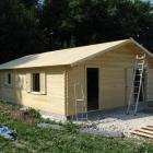 Ph30 montage kit chalet bois habitable loisirs stmb construction