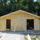 Ph31 montage kit chalet bois habitable loisirs stmb construction