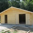 Ph33 montage kit chalet bois habitable loisirs stmb construction