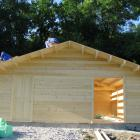 Ph4 montage kit chalet bois habitable loisirs stmb construction