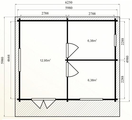 Cabane de jardin habitable versailles maison design for Garage versailles 44
