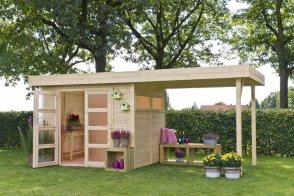 Photo 1 abri jardin bois stmb construction 1