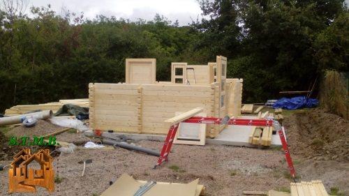 Photo 1 bureau jardin en bois lille stmb construction 1