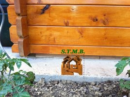 Photo 1 entrenir chalet en bois stmb construction
