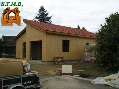 Photo 1 maison ossature bois stmb