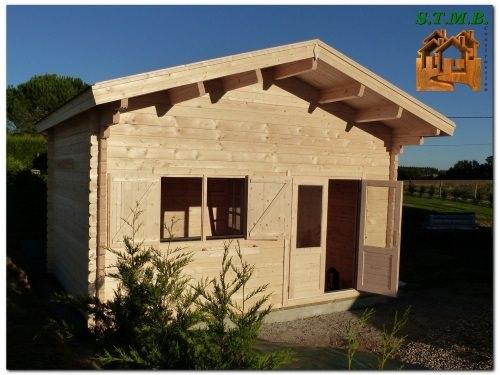 Photo 2 chalet mezzanine 20 m2 stmb construction 2