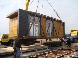 Photo 2 modulaire ossature bois stmb