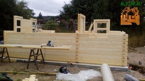 Photo 3 bureau jardin en bois lille stmb construction