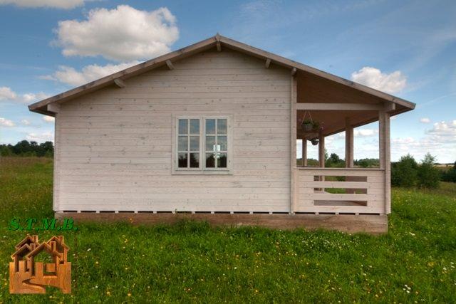 Constructeur Chalet Bois Habitable - Nivrem com = Kit Terrasse Bois Bretagne ~ Diverses idées de conception de patio en bois pour