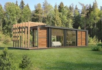 Les caract ristiques et le montage d 39 une maison modulaire - Maison modulaire en bois ...