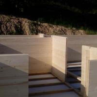Photo 3 montage chalet en bois stmb