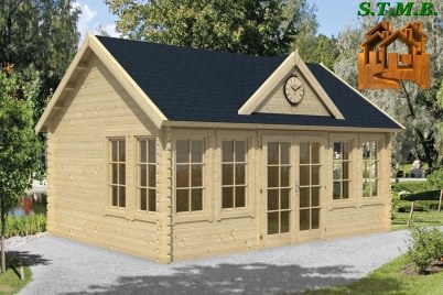 Photo 4 bureau jardin bois stmb construction