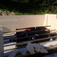 Photo 4 montage chalet en bois stmb