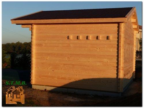 Photo 5 chalet mezzanine 20 m2 stmb construction 1