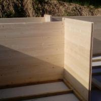 Photo 5 montage chalet en bois stmb