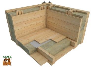 Quelles options pour votre chalet de jardin ? - STMB Construction