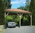 Photo pergolas bois stmb construction