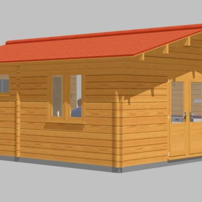 3d chalet en bois marseille stmb construction