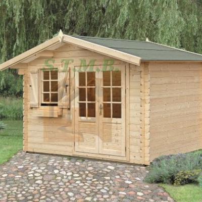 Abri de jardin abri de jardin en bois abri bois cabanon de jardin cedre 14 m2