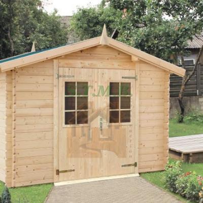 Abri de jardin abri de jardin en bois abri bois cabanon de jardin myrte 10 5