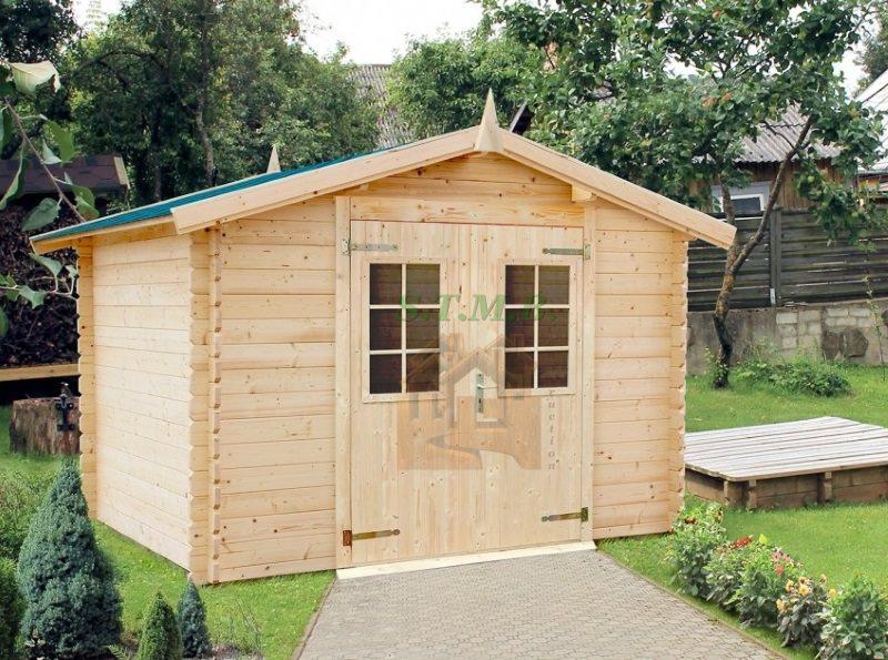Abri de jardin abri de jardin en bois abri bois cabanon de jardin myrte 9