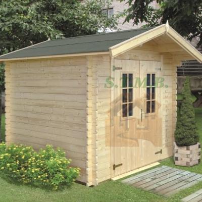 Abri de jardin abri dejardin en bois abri bois cabanon de jardin coton 6