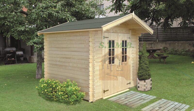 Abri de jardin abri dejardin en bois abri bois cabanon de jardin coton 7