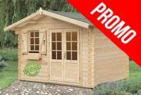 Abri jardin bois promo cedre