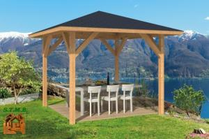 Amenager pergola kiosque ou gloriette pour les celebrations stmb construction 2