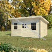 Bureau de jardin bureaux de jardin construction bureau de jardin bureau de jardin en bois