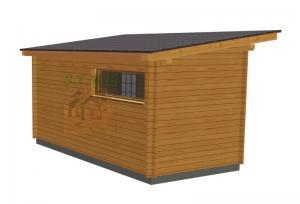 Bureau de jardin studio de jardin studio en bois studio jardin bureau de jardin en bois pau 12 5 m2 stmb