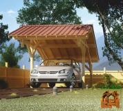 Carport voiture stmb construction 2