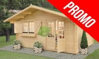 Chalet bois kit sapin stmb construction