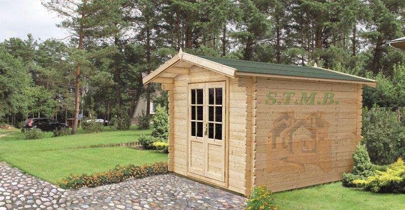 Chalet de jardin chalet en bois de jardin cabane de jardin en bois chaket de jardin pas cher olivier 6 m2