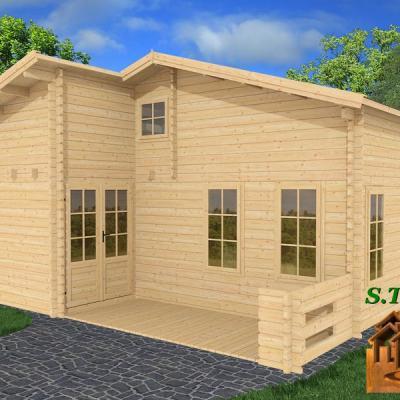 Chalet de loisir habitable avec mezzanine chalet en kit habitable avec mezzanine chalet en bois mezzanine chalet bois habitable mezzanine