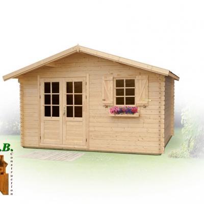 Chalet en bois chalet de jardin cabane en bois cabanon en bois chalet en bois en kit