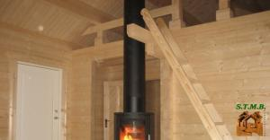Comment donner un aspect naturel a son chalet en bois stmb construction 2