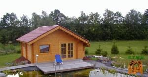 Comment donner un aspect naturel a son chalet en bois stmb construction 3