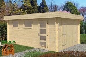 Comment installer soi meme garage bois en kit stmb construction