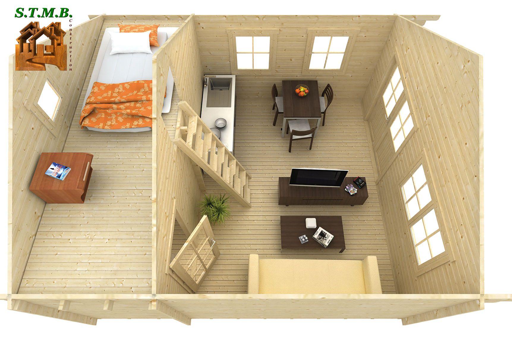 Comment r nover un jardin stmb construction for Deco slaapkamer chalet