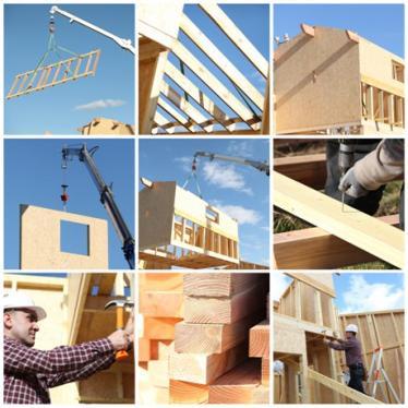 Construire en bois chalet en bois chalet habitable maison en bois